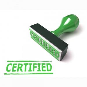 Sistec Confidential Certifications