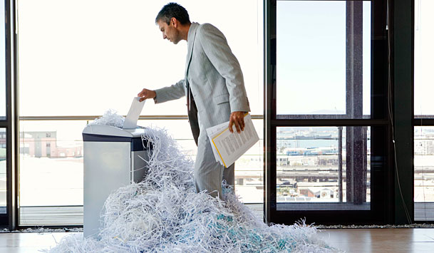 gorge security shred essay Human error is one of many hidden costs of in-house shredding, and how it can  hurt your document security process here are others.